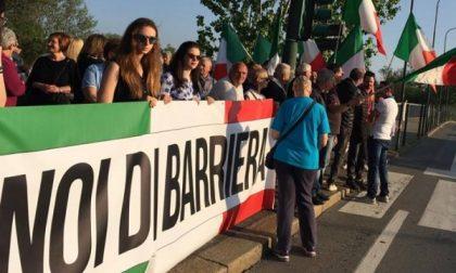Campi Rom: presidio a oltranza in via Germagnano