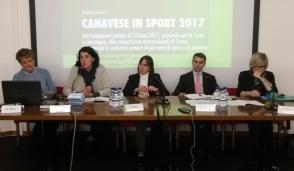 """""""Canavese in sport"""" ospite in tre città"""
