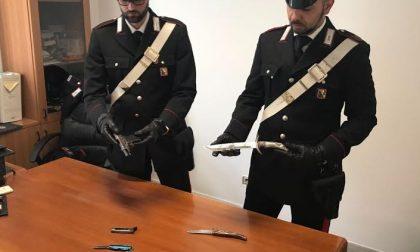 """Gira armato """"fino ai denti"""", arrestato dai carabinieri di Leini"""