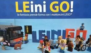 I Lego e lo street food... accoppiata vincente a Leini