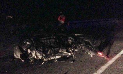 Incidente stradale a Pont, ferito il conducente