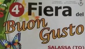 """La """"Fiera del Buon Gusto"""" torna domani, 9 aprile, a Salassa"""