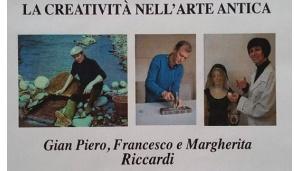 """Tutto pronto per la mostra di pittura """"La creatività nell'arte antica"""""""