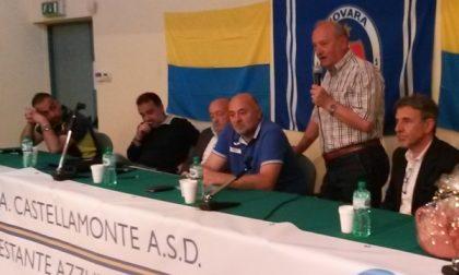 "Castellamone e Novara: sì al ""matrimonio"" calcistico"