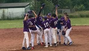 Continua la marcia vincente del Red Clay Baseball di Castellamonte