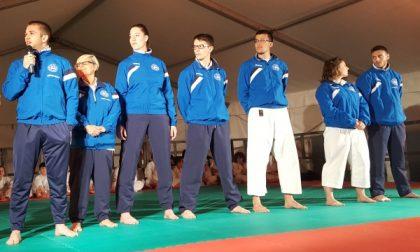 Dieci canavesani a Praga per gli Europei di karate