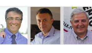 Faccia a faccia con i tre candidati sindaco