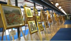 """Inaugurazione della biennale """"Incontro d'artisti"""""""
