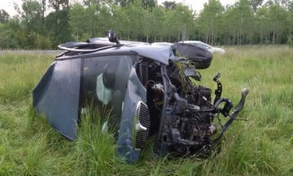 """Incidente mortale questa mattina sulla """"460"""""""