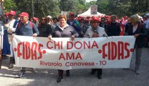 """La Fidas di Rivarolo """"in trasferta"""" a Milano"""