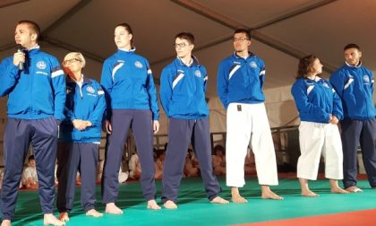 Rivarolo sul tetto d'Europa nel karate