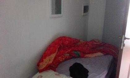 Scoperto dormitorio cinese
