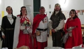 Torneo di Maggio: svelati i nomi dei Conti del Borgo di San Giacomo