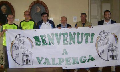 Valperga ospita i migliori podisti d'Italia