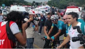Ad Ivrea trionfa Aru, nuovo campione italiano di ciclismo
