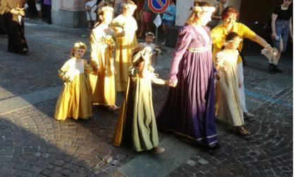 Ciriè: la domenica del Palio