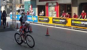 Cuorgnè saluta il grande ciclismo