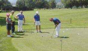 Il golf a Fiano per i malati di Sla