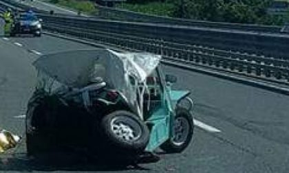 Incidente mortale in autostrada all'altezza di Volpiano
