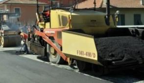 Nuovo piano di asfaltatura strade a Cuorgnè