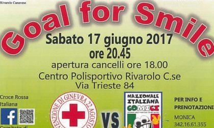 Sabato sera in campo a Rivarolo per la solidarietà