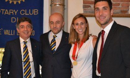 Alla guida del Rotary Club c'è Giovanni Reviglio