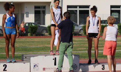 Atletica: premiate Letizia Burocco e Aurora Leli