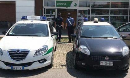 Giovane di Rivara tenta furto in un supermercato