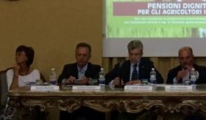 Il Cia chiede pensioni più dignitose per gli agricoltori