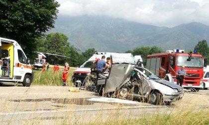 Morto pensionato ferito nell'incidente