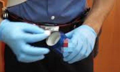 Nasconde la droga nella lattina: arrestato