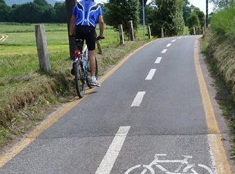 Nole: nuova pista ciclo-pedonale da frazione Vauda a San Vito