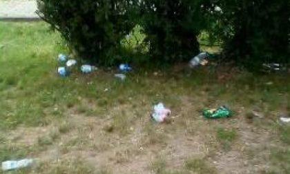 """Parco sporco, il sindaco """"Serve più senso civico"""""""