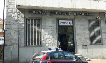 Rapina in banca a Castellamonte, indagini in corso