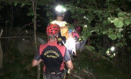 Salvi gli alpinisti bloccati a Fornolosa