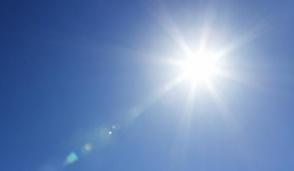 Week-end soleggiato e meno caldo