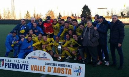 Calcio: il Borgaro debutta oggi nella Coppa di serie D