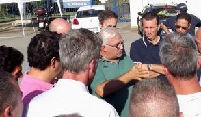 Comital, De Zuanne invita tutti i sindaci al presidio dei lavoratori