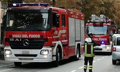 Donna cade e resta bloccata in casa a Rivarolo