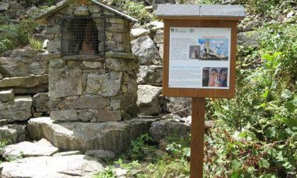 Passeggiata e polenta inaugurando il sentiero Mariano