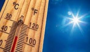 Temperature record in questi giorni