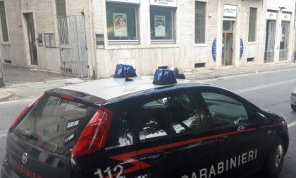 Tentata rapina alla Banca Popolare di Novara a Cuorgnè
