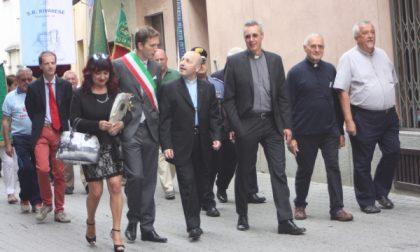 A Rivara il benvenuto a don Riccardo Florio
