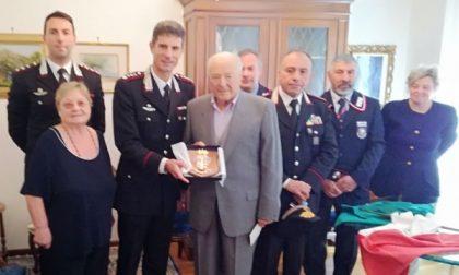 Festa speciale per i 100 anni di Vittorio Mantovani