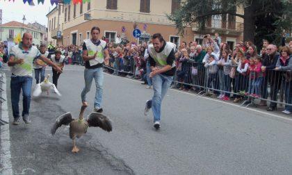 Il Palio in via Matteotti: ai nastri di partenza ci sono… i borghigiani