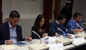 In Consiglio comunale ufficializzate le dimissioni della vicesindaco