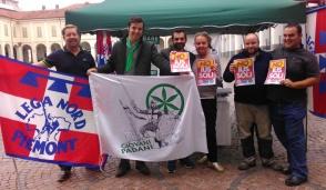 """""""La cittadinanza è una questione troppo importante per esser regalata"""", la Lega Nord raccoglie firme contro lo Ius Soli"""