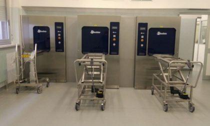 Ospedale di Ciriè: nuova centrale di sterilizzazione