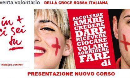 Un nuovo corso per volontari della Croce rossa