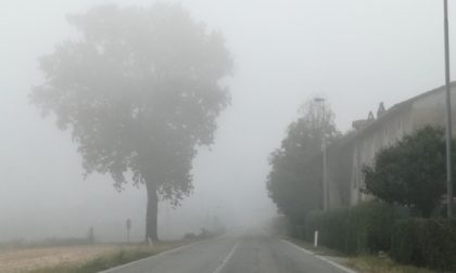 Ancora nebbia in Canavese e blocco traffico a Torino